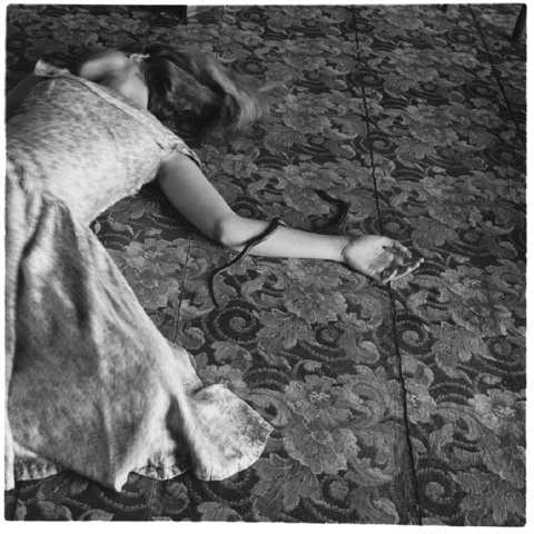 Francesca Woodman, photograph